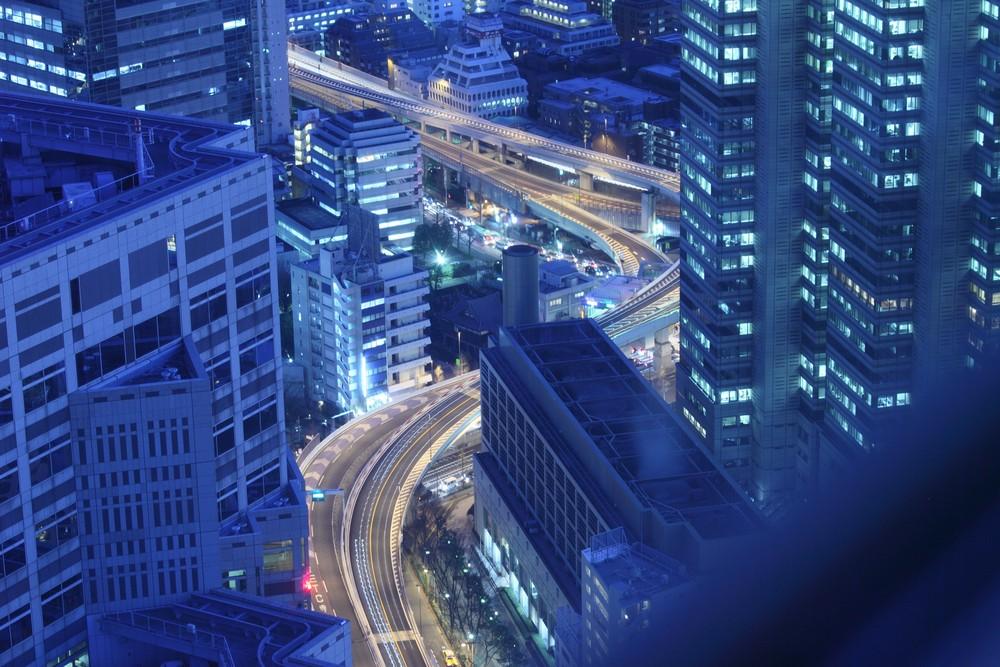 東京高速夜景 Pakusota