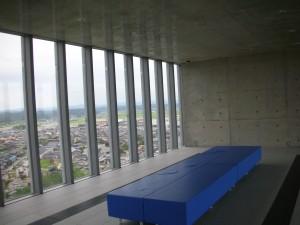 5階の展望台