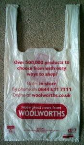 photo credit: woolworths plastic carrier bag via photopin (license)