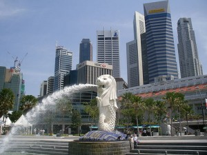 photo credit: Merlion against Skyline via photopin (license)